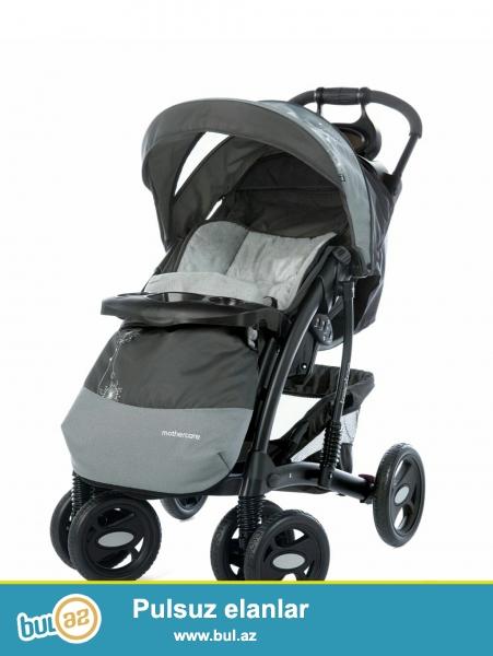 Продается Коляска Trenton Deluxe (Mothercare)<br />\r\n<br />\r\nБ/у, но в очень хорошем состоянии...
