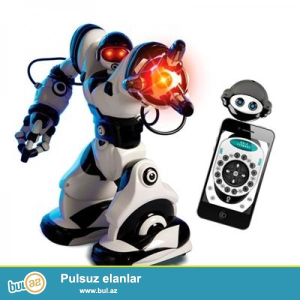 Купить Робот-игрушку RoboSapien от WOWWEE в Баку...
