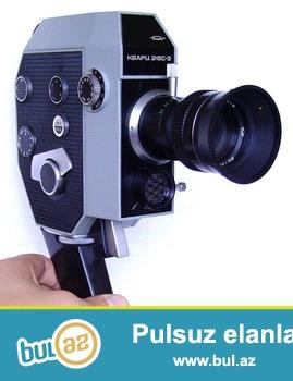 zenit fed zorki vilia avto camera zenit kvarc video camera 1955 1975 ci illere mexsus iwlek veziyetde  0559090863 kamal whatcapda yaza bilersiz !!!!  qiymetler munasibdir