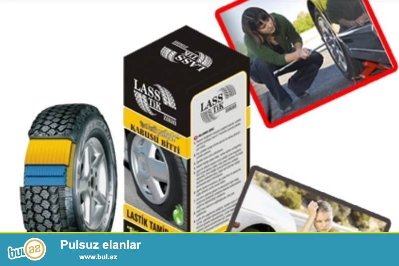 tekerin deşilmesine SON.orginal Türkiye istehsalıdır iki il zemanet verilir bir maşına dörd eded gedir ümumi qiymeti 20 azn-dir.