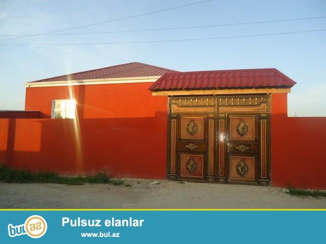 ELŞAD Sabunçu rayonu Ramana savxozu Səməd şadlıq sarayının arxasında 173 saylı orta məktəbdən 100 metr məsafədə 2...