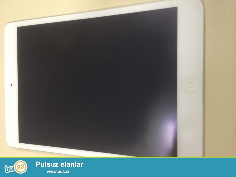 ipad mini 2 (retina) satilir. 4g + wifi. 32gb. ela veziyyetdedir...