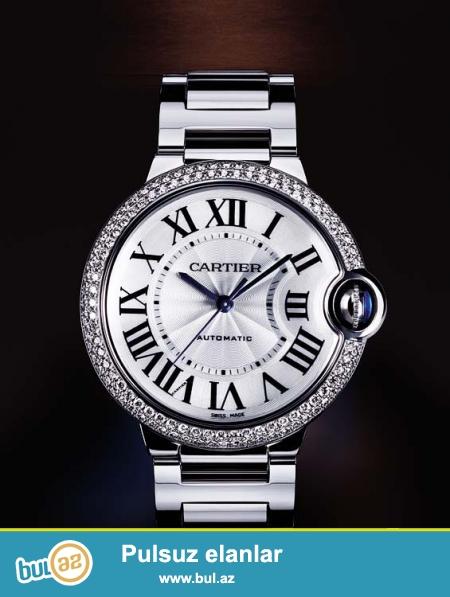 Cartier qadin saati karopka pasportla birlikde catdirilma bir gun erzinde nar nomrede watsapp vardir diger saat modelleri ile maraqlanan ciddi fikirli wexsler elaqe saxlaya bilerler
