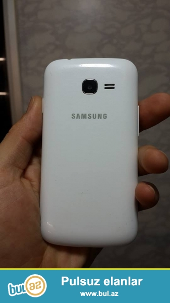 Samsung 7262 SATILIR ela veziyyetde<br /> Ela tel 070 273 05 05<br /> Qiymet 90 azn sonudu