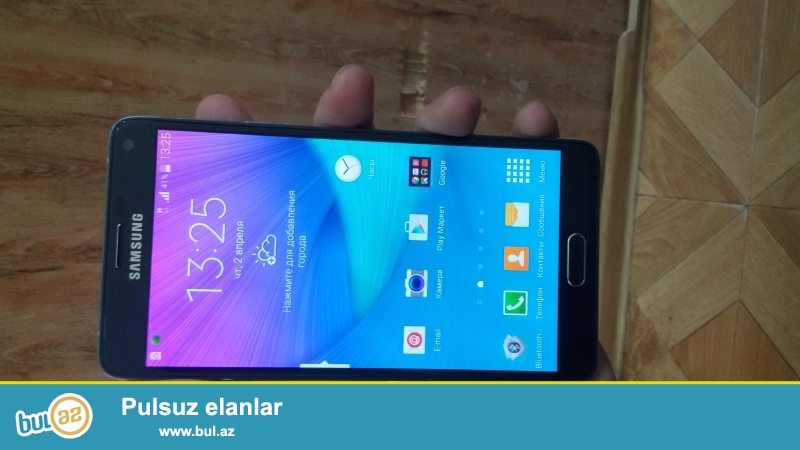 Tecili Samsung Note 4 satilir. 2  aydi Kontaktdan alinib hec bir prablemi yoxdur, islenmis olsada teze kimidir seliqeli islenib! 1 illik Qizil zemaneti var! Karobkasi adaptoru her bir seyi var...