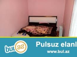 Rahim Sabunçu Rayonu Məhəmmədi binalarında 5  mərtəbəli binalarda ikiyə düzəldilmiş 2 otaqlı ev kirayə verilir...