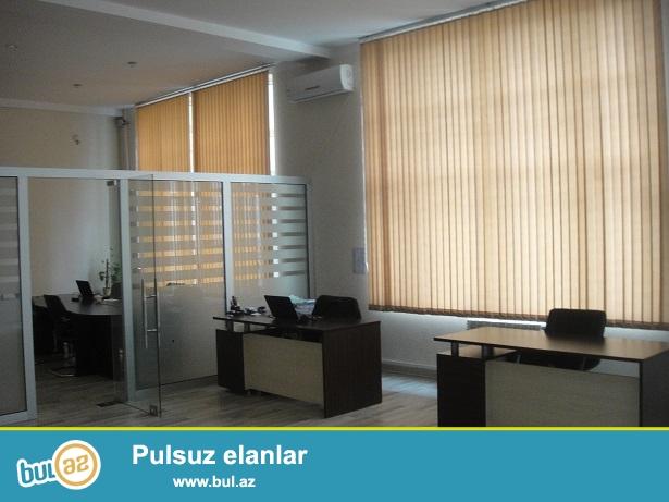 Tecili icareye verilir ofis Ehmed Recebli kuc.1/5 mertebesi,200kv/m,7 otagli...