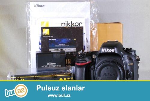 Nikon D610 DSLR Camera (Body Yalnız)<br /> <br /> Xoşbəxt müştərilərin xoşbəxt cəmiyyət edir...