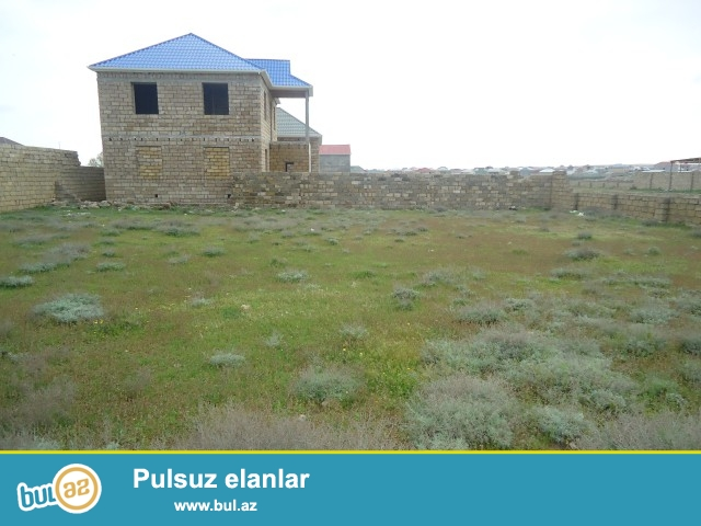 ƏLİ Sabunçu Rayonu Zabrat kruqundan Məhmmədiyə gedən yolda yoldan 500 mt məsafədə 6 sot torpaq sahəsi satılır...