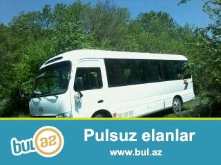 Avtobus nəqliyyət xidmətləri təklif olunur:<br /> 1...