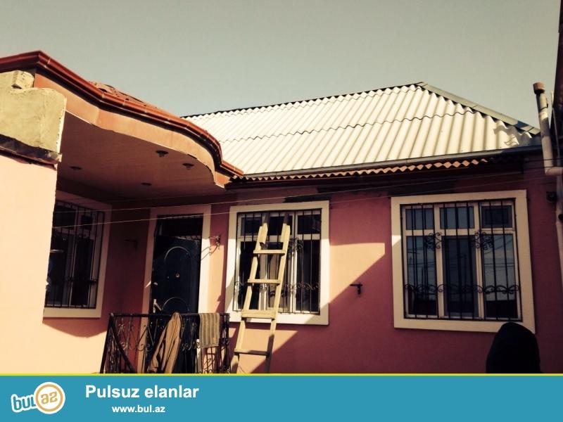Bineqedide   Gulustan     kucesinde        esas     yoldan     100 m    arali        2    sotda      100 kv       6  daw      kursulu       3 otaq      h/t,      metbex      tam      yuksek     kefiyyet    ile   temir    olunmuw     heyet  evi      satilir...