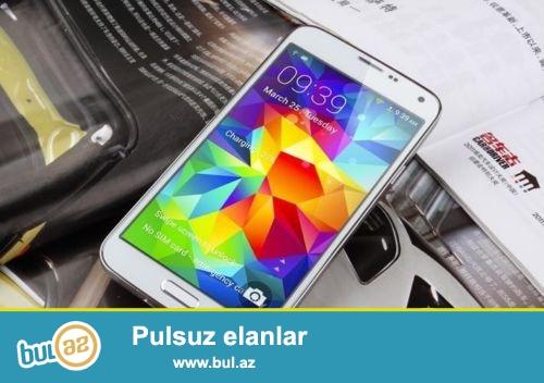 Samsung Galaxy S5 G900F 4G Phone<br /> <br /> Xoşbəxt müştərilərin xoşbəxt cəmiyyət edir...