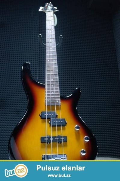 Almanya firmasi olan Masterork yeni Bass gitar <br />\r\nAzerbaycanda resmi distributor olan H...