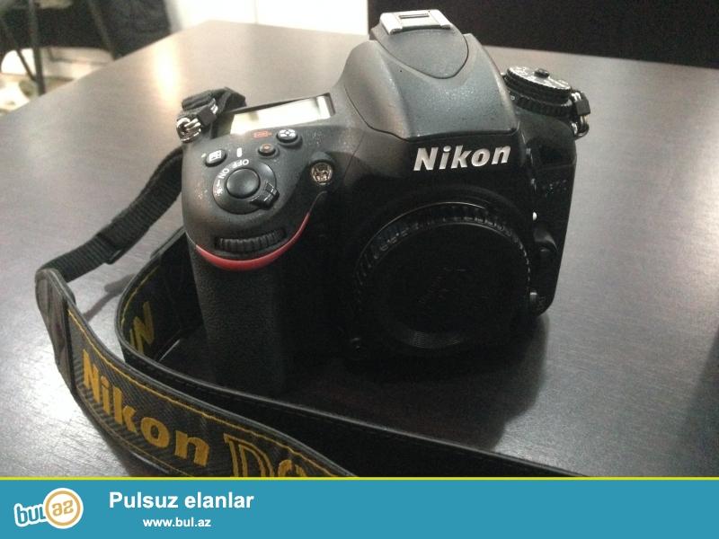 Nikon D600 + 24 70 f 2.8 obyektiv. əla vəziyyətdədir . probeq 5000(beş min).qiymət 3299 AZN