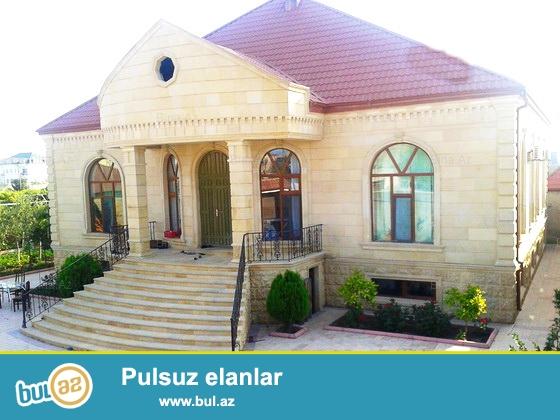 **РУФАТ*АЙНУР**    Tecili !   Xezer    rayonu  Buzovna   qesebesinde    bag    evi   satilir...