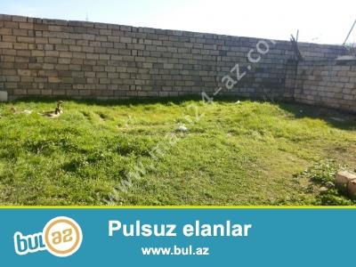 FƏRHAD Sabunçu rayonu Zabrat 2 qəsəbəsi, Zabrat dairəsinin yaxınlığında,işıq stansiyasının arxasında əsas yoldan 250 metr məsafədə 1...