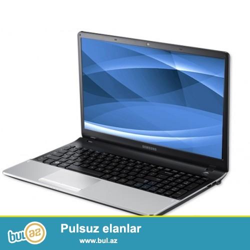 Samsung NP 300<br /> Pro:Celeron<br /> Ram:4GB <br /> Hdd:500GB <br /> Vga:Intel<br /> Screen:15...