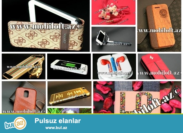 Daxildir:<br /> 1.HAZIR web-sayt www.mobiloft.az<br /> 2...