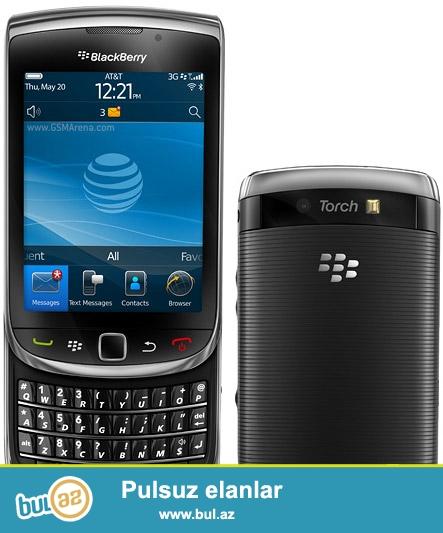TECILI !!! BlackBerry 9800 satilir , ela veziyyetdedir