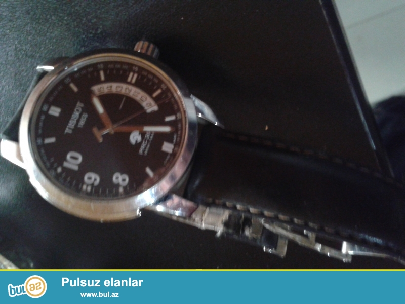 tecili original TISSOT saat satilir.