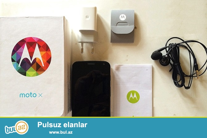 Yemi Orginal Motorola Moto X ,Amerikadan getrilib,Telefon isledilmiyib...