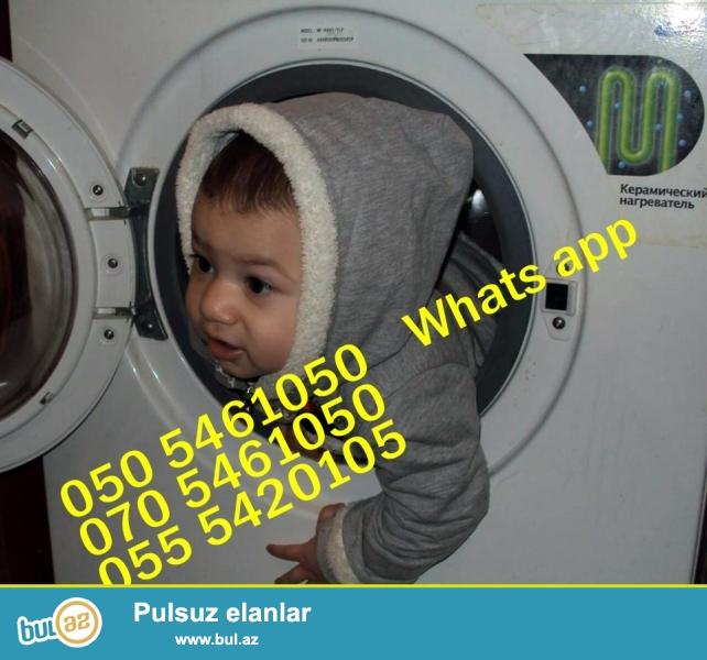 Ремонт стиральных машин<br /> 050 5461050 whats app<br /> 070 5461050<br /> 055 5420105