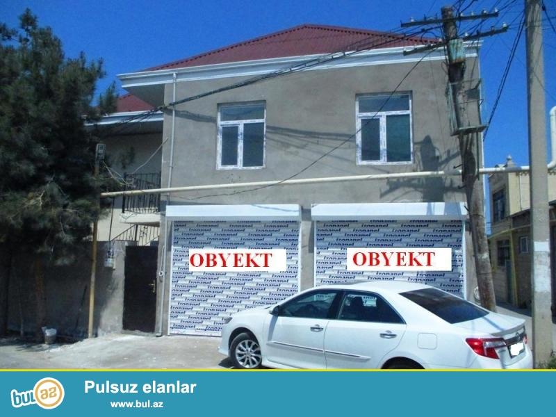 Xırdalan şəhəri, H.Əliyev prospekti, Köhnə bazardan sonra, Əsas yoldan 20 m məsafədə ümumi sahəsi 1,7 sot, yaşayış sahəsi isə 160 kv...