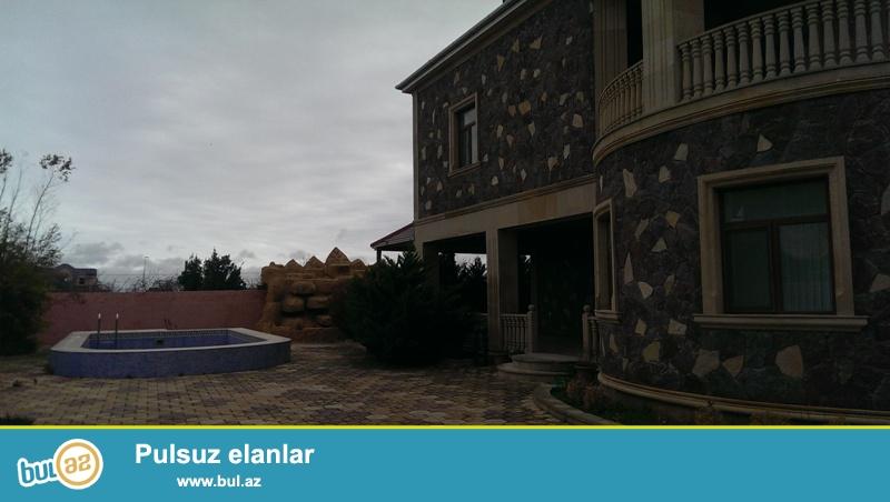 ОЧЕНЬ СРОЧНО!!!!Продается 3-х этажная дача в поселке Фатмаи распаложенная на 12 сотках приватизированной земли...