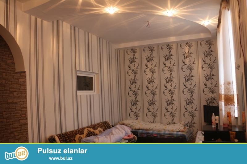QAZLI YENİ TİKİLİ!!! Abşeron rayonu, Masazır qəsəbəsi, Yeni Bakı Yaşayış kompleksində 7/7 ümumi sahəsi 43 kv...