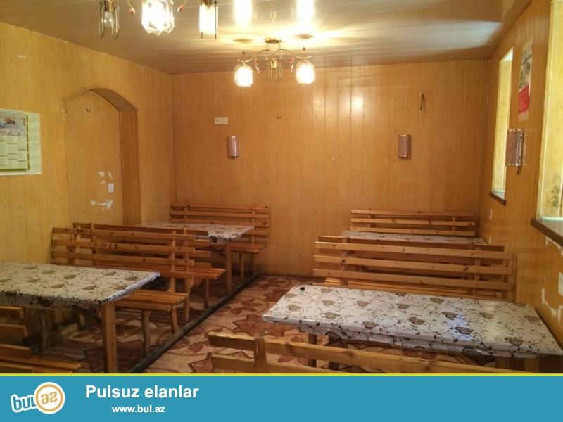 Сдается полуподвальное помещение в центре города, около метро Ичеришехер...
