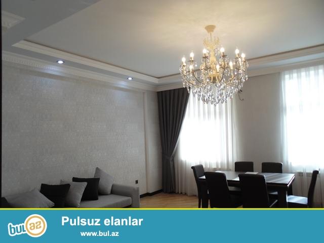 Ок Каспиан Плазы сдается новостройка 3-х комнатная квартира...