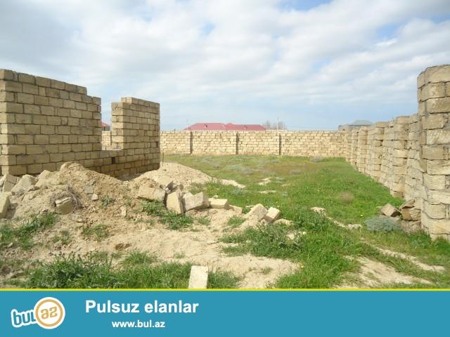 IKRAM Sabunçu rayonu Zabrat Kürdəxanı yolunda tam yol kənarında 4 sot torpaq sahəsi təcili satılır...
