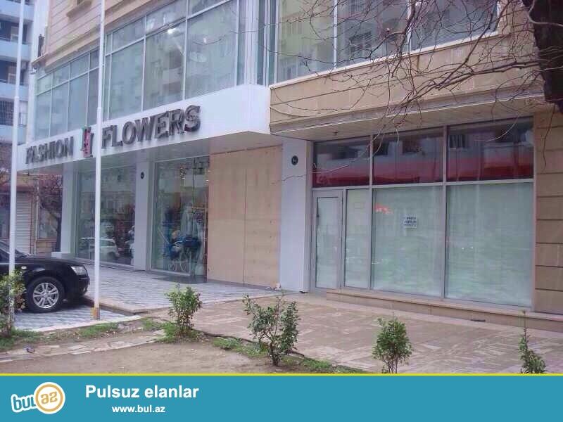 В Ясамальском районе,6 параллель,около Фаворита сдается объект площадью 90 кв...