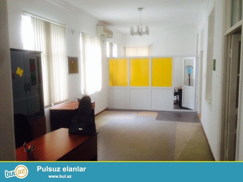 Сдается  готовый  офис  с  мебелью  , рядом  в  метро  Низами ...