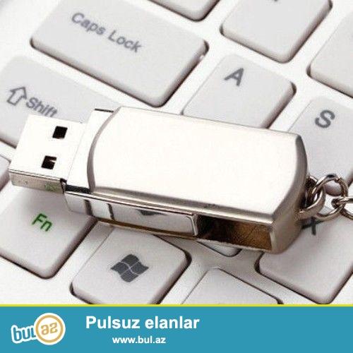 USB Drive flashkardlar satılır. Orijinal və yeni<br /> 16 GB       10 AZN<br /> 32 GB       20 AZN<br /> 64 GB       40 AZN<br /> 128 GB     55 AZN<br /> 256 GB     85 AZN