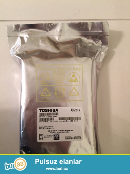 Yenidi. Toshiba