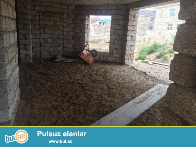 Bakı.ş.Sabunçu.r.Zabrat qəsəbəsinin axrıncı döngesinde Memmedli yolunun üstündə 5 sotun içinde sahəsi 400...