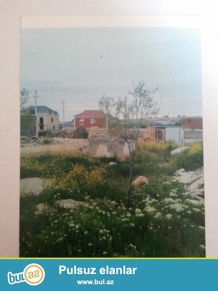 Novxanıda, Pirin yaxınlığında 18.5 sot.torpaq sahəsi satılır,1 sotu= 14000azn...