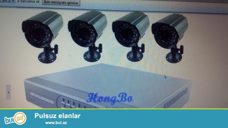 <br /> SistemDVR 4 kameralı  2TRB <br /> Main ProcessorYüksək performans əlaqədar mikroprosessor HI3515     Əməliyyat <br /> sistemi <br /> Ankastre LINUX<br />  <br /> System Resources <br /> Pentaplex funksiyası, canlı, qeyd, playback, backup və uzaqdan giriş<br />  <br /> Control <br /> Mode <br /> USB siçan, Network<br />  <br /> Interface <br /> User Interface <br /> GUI, on-ekran menyu tips<br />  <br /> Göstərmək <br /> 1 və ya 4 kanalları<br />  <br /> Video <br /> Video <br /> Kompressor <br /> H...