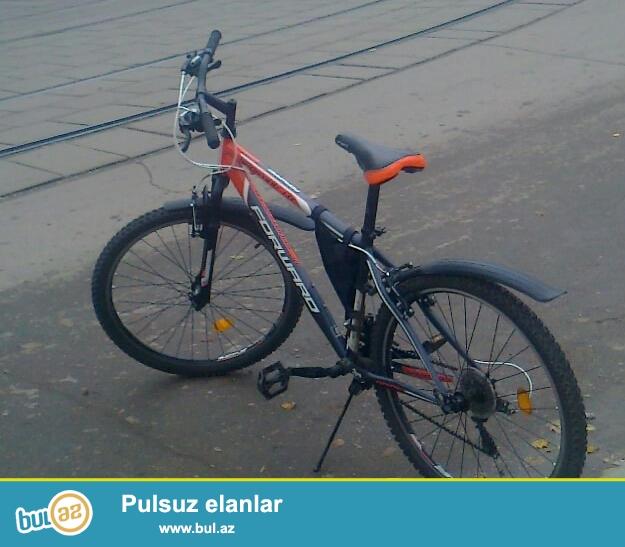 Rusiyanın istehsalı olan cox keyfiyyətli Forward velosipedi satılır...