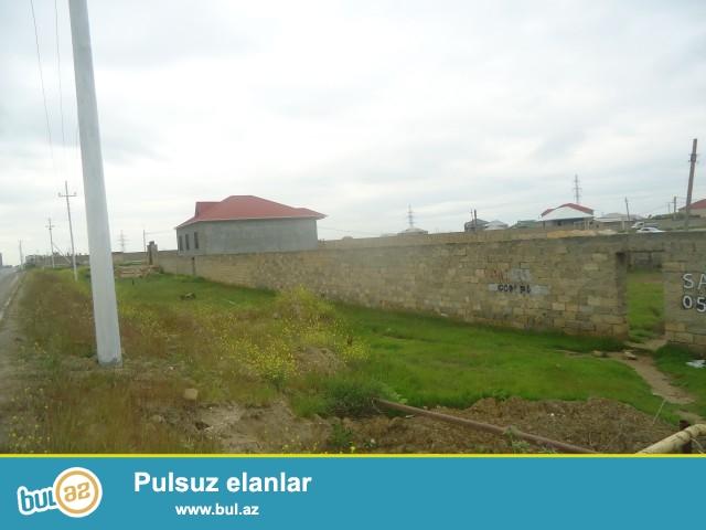 Sabunçu rayonu  Zabrat Kürdəxanı yolunun solu, tam yol kənarında 13 sot torpaq sahəsi təcili satılır...