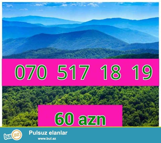 Nar nomre ardicil ededle 070 517 18 19  (60 AZN)