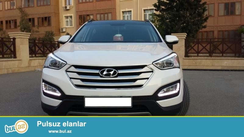 2015 model  Hyundai Santa-fe icareye verilir gelin masini ve s...