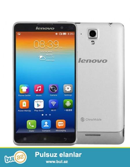 Lenovo S898t- 5.3 Super HD inch ekran,1 GB ram, 8 GB yaddas, 13 mpx kamerali smartfon...