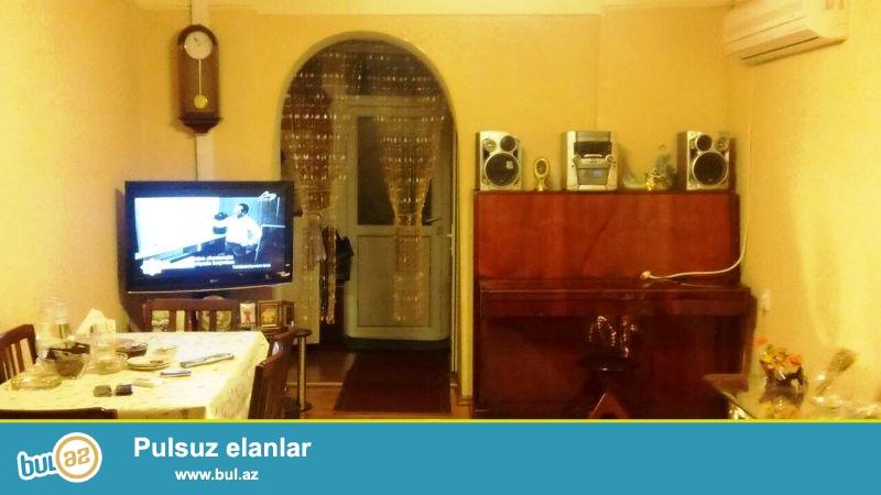 В Ясамальском районе,по улице Шарифзаде очень срочно продается 3-ех комнатная квартира...