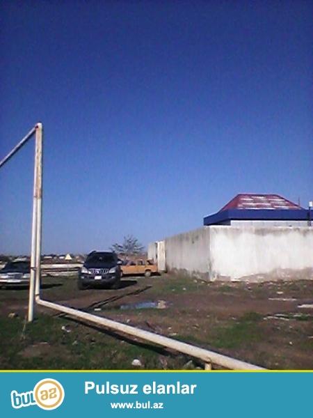 Savxoz Ramana Qesebesinde Senedli Torpaq Saheleri satilir...