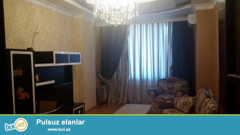 Новостройка! Cдается 2-х комнатная квартира в центре города,около метро Низами...