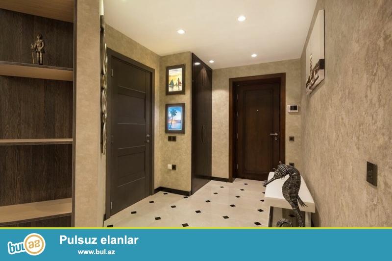 В Сабаиловскои районе,в Порт Баку сдается 2-ух комнатная квартира...