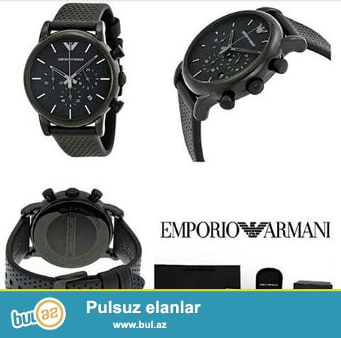 Emporio Armani karopka pasportla birlikde catdirilma bir gun erzinde nar nomrede watsapp vardir diger saat modelleri ile maraqlanan ciddi fikirli wexsler elaqe saxlaya bilerler
