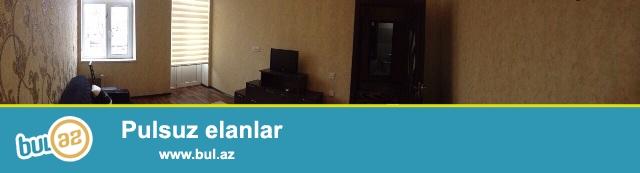 Сдается  2-х   комнатная  квартира    рядом  с  метро  Низами...